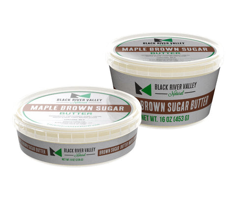 Sweet Cream Butter: Maple Brown Sugar