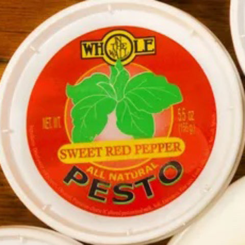 Sweet Red Pepper Pesto (5.5 oz)