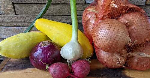 Seasonal and Local Produce Bundles