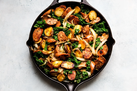 Weekly Recipe Bundle - Sausage and Kale Skillet