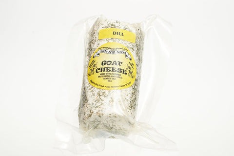 Goat Cheese Log: Dill