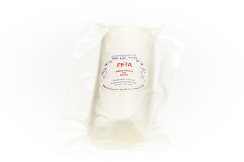 Goat Cheese Log: Feta