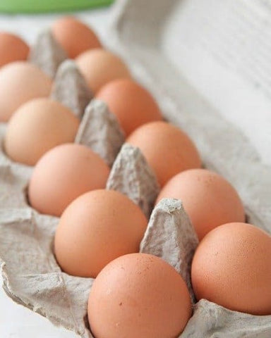 Organic Eggs: Large Dozen
