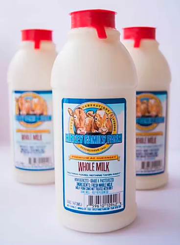 A2 Guernsey Milk: Whole