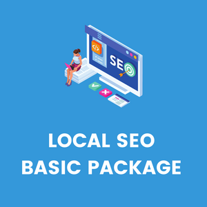 LOCAL SEO BASIC PACKAGE