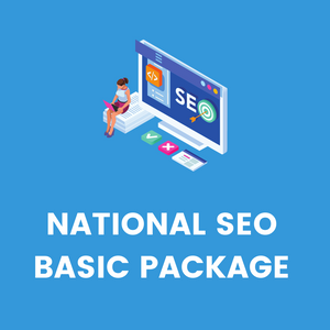 NATIONAL SEO BASIC PACKAGE