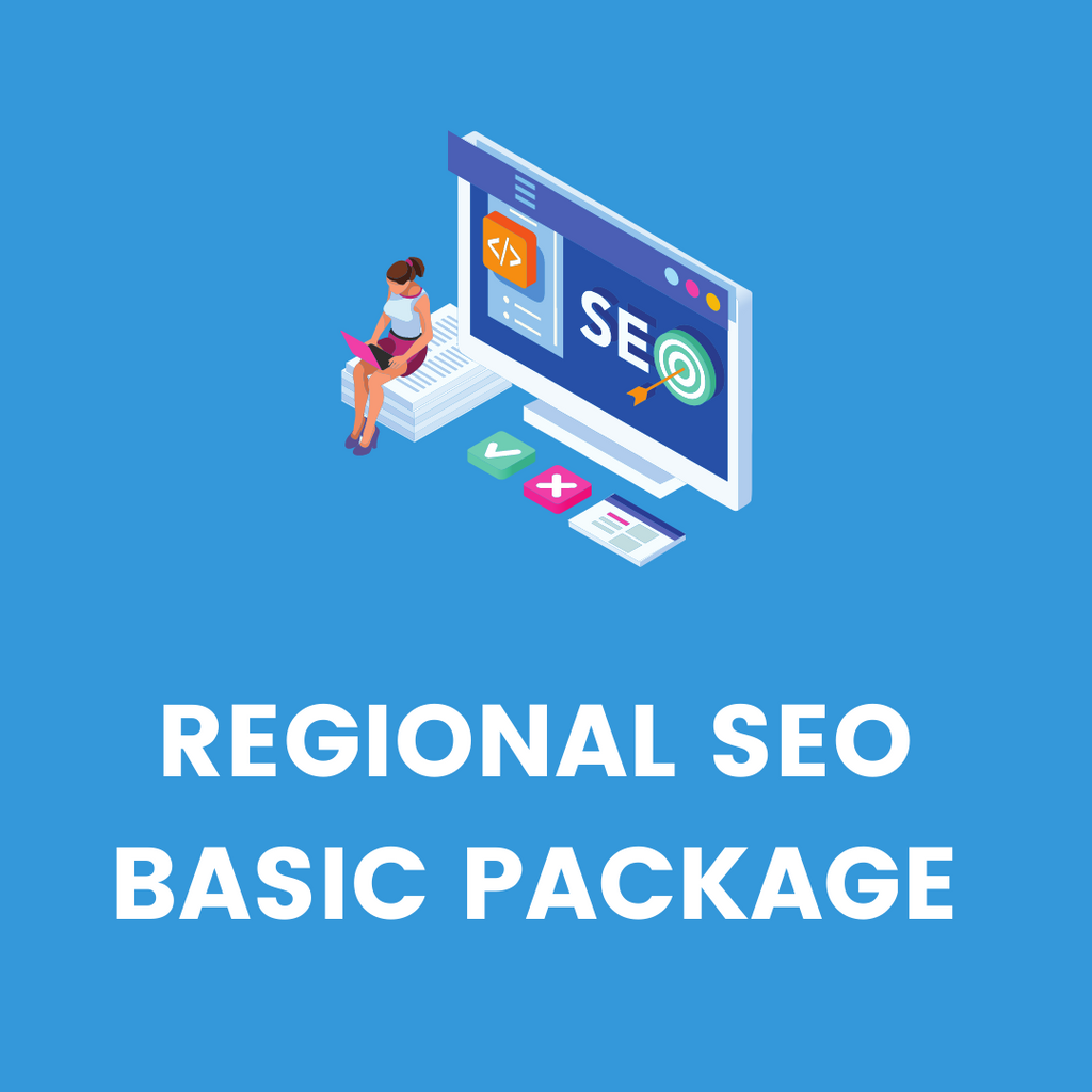 REGIONAL SEO BASIC PACKAGE