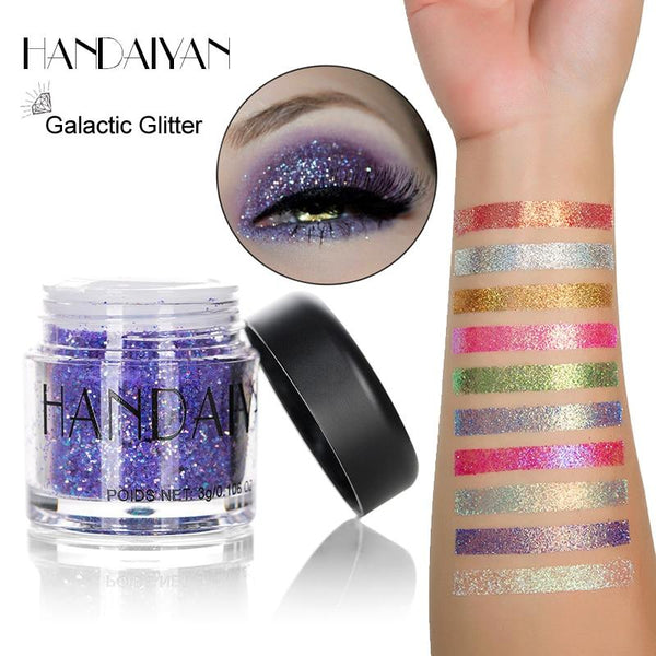 Cosmetic Makeup Pigment Powder, Holographic Sequins