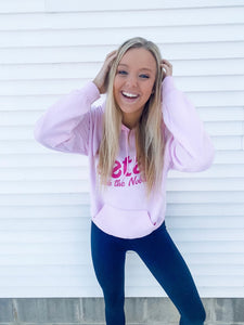 Original Barbie Sorority Hooded Sweatshirt