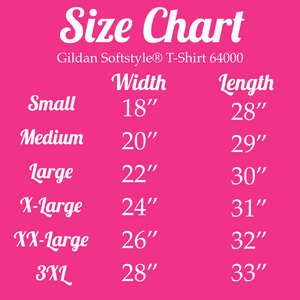 Heart Big Little Shirts