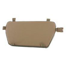 "Load image into Gallery viewer, Glassing Seat / Glassing Pad made with 1000D Cordura and Non-Slip Nylon. This seat will keep your rear warm during those cold weather sits and protect you from any harsh terrain. It comes with one National Molding ""Quick Release Clip""  male and female, made in the USA."