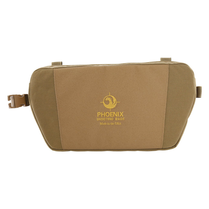 Glassing Seat / Glassing Pad made with 1000D Cordura and Non-Slip Nylon. This seat will keep your rear warm during those cold weather sits and protect you from any harsh terrain. It comes with one National Molding