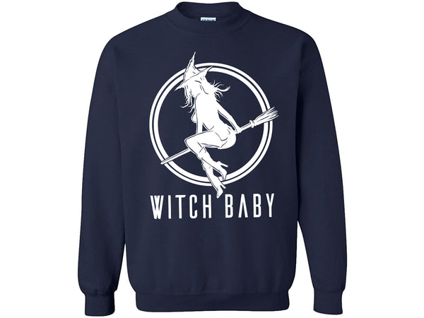Witch Baby Crew Neck