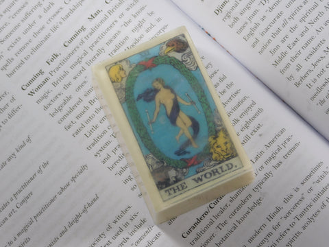 The World Tarot Soap