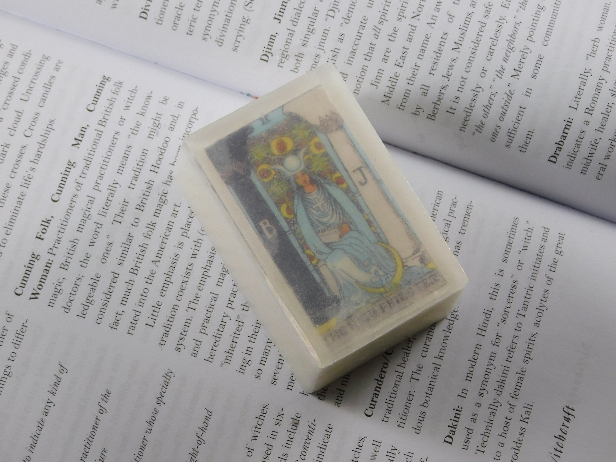 High Priestess Soap