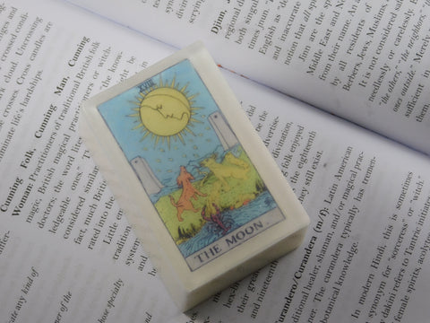Moon Tarot Soap