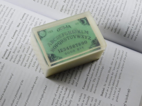 Glow in the Dark Ouija Soap