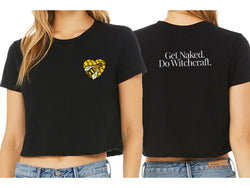 Honey Pot Crop Top
