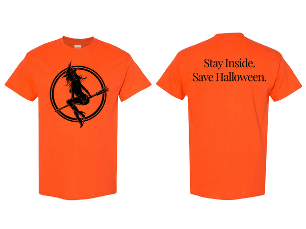 "Limited Edition ""Save Halloween"" T-Shirt"