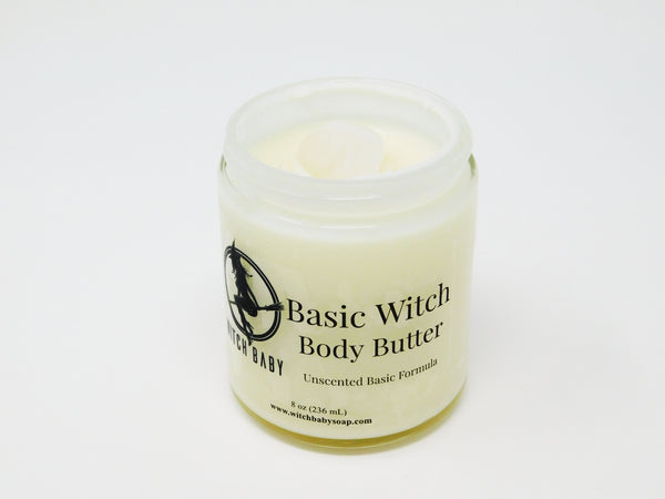 Basic Witch Body Butter