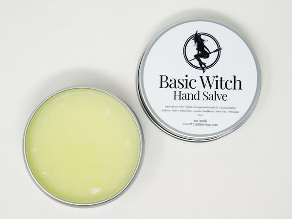 Basic Witch Hand Salve