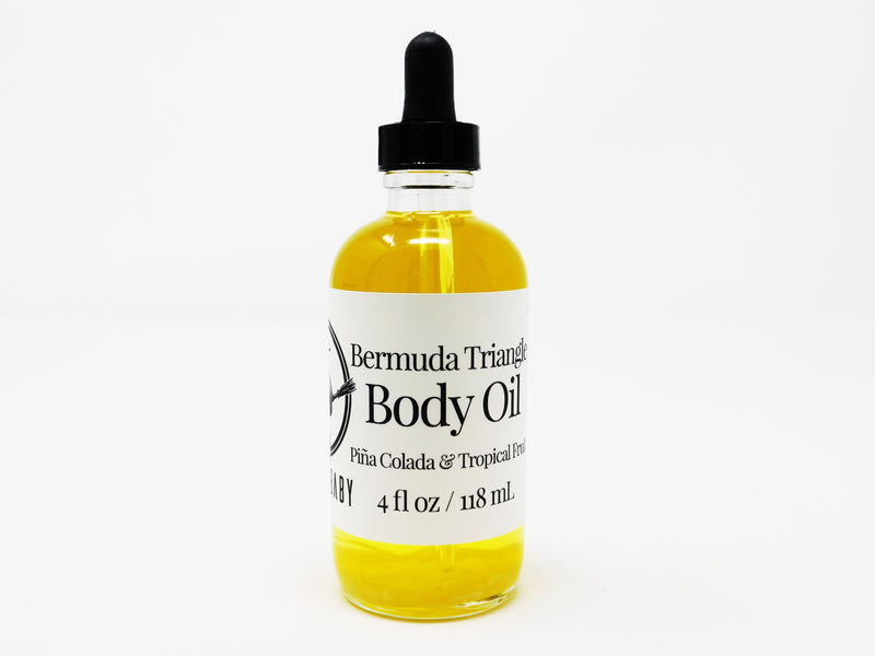 Bermuda Triangle Body Oil