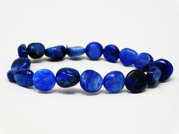 Blue Kyanite Bracelet