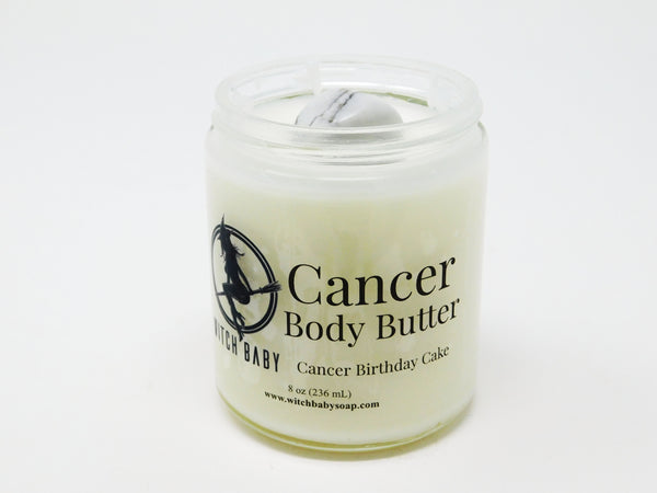 Cancer Birthday Cake Body Butter