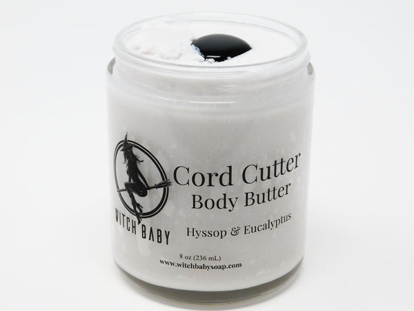 Cord Cutter Body Butter