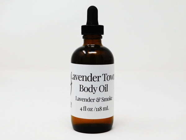 Lavender Town Body Oil