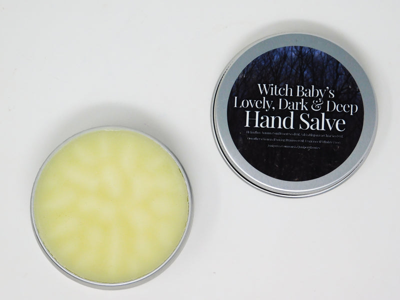 Lovely, Dark & Deep Hand Salve