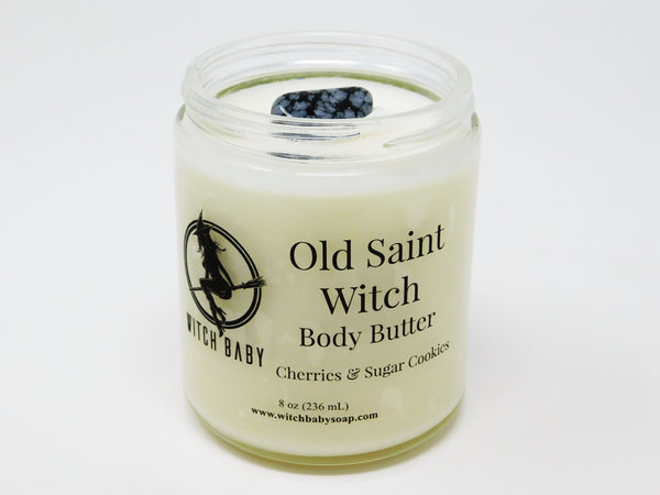 Old Saint Witch Body Butter