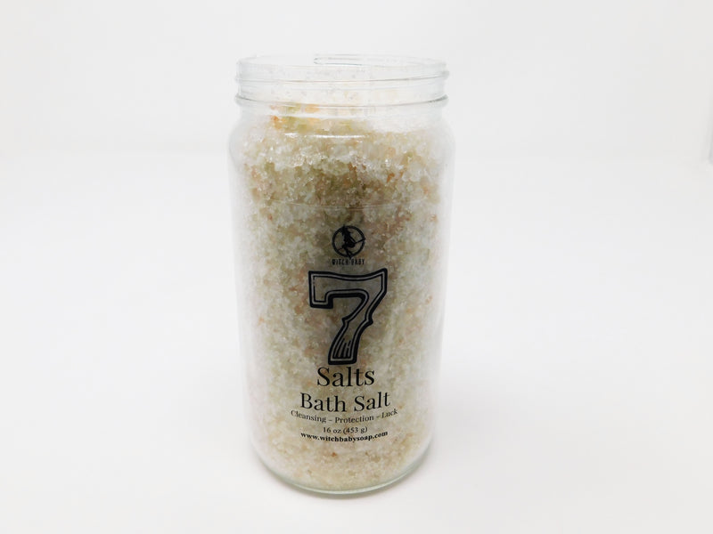 Seven Salts Bath Salt