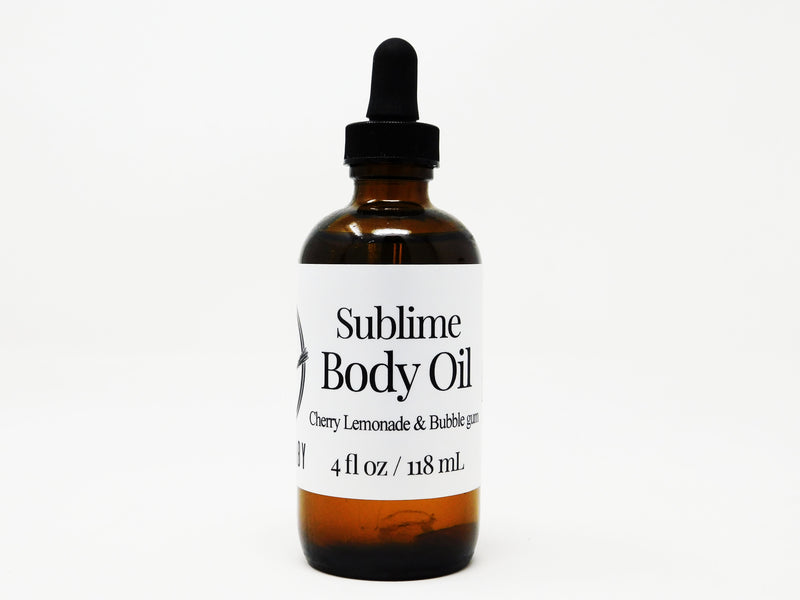 Sublime Body Oil
