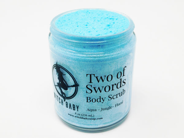 Two of Swords Ultra Rich Shimmer Scrub