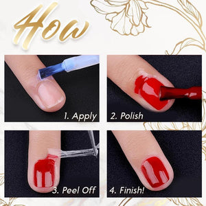 Peel-off Cuticle Protector