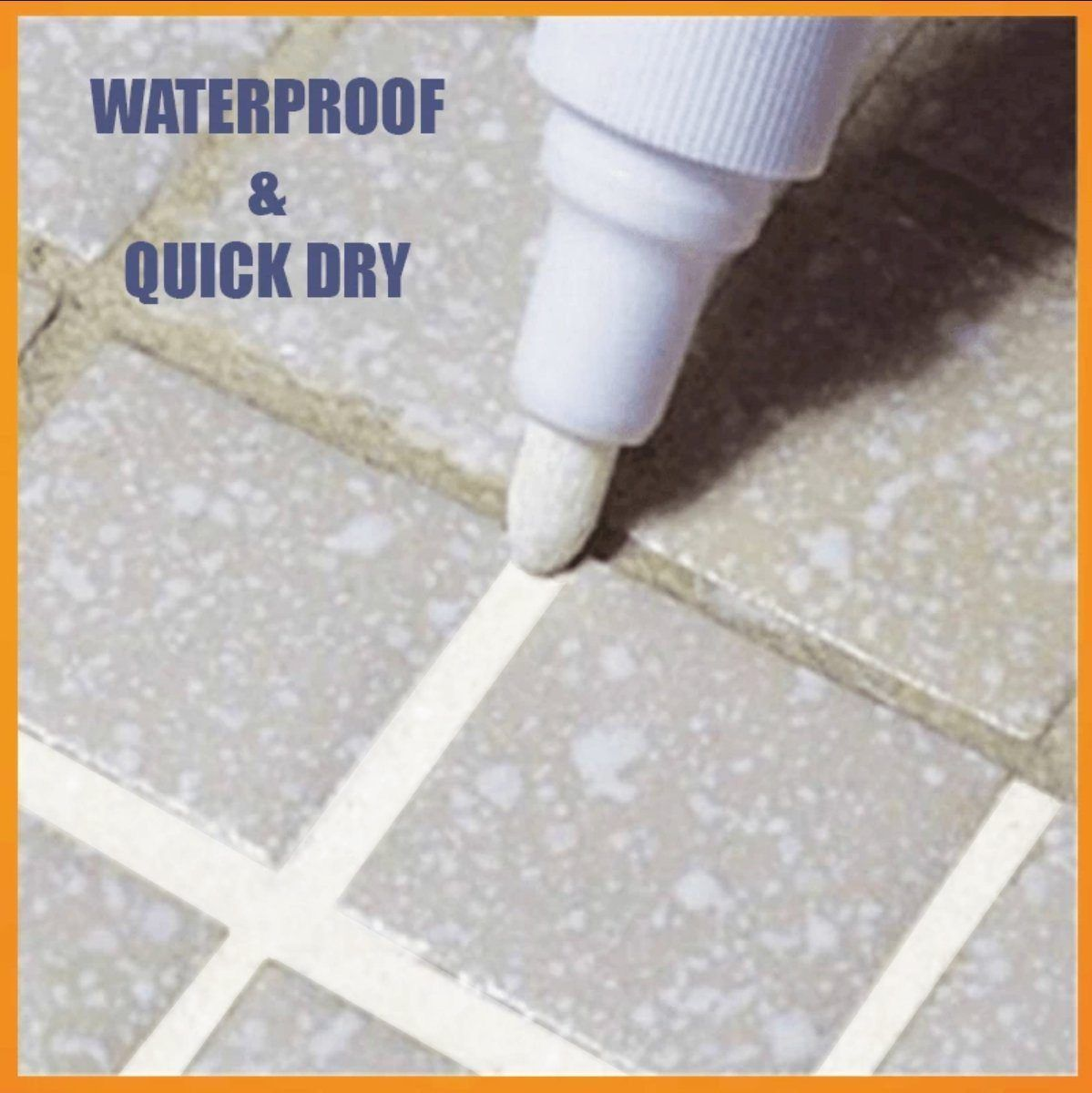 Waterproof Tile Grout Maker
