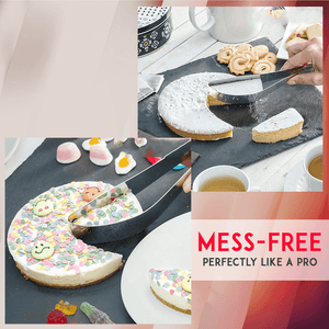 Easy Serve Cake Slicer (2 pcs set)