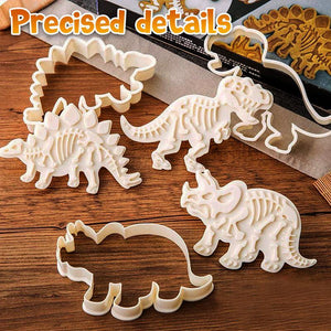 Dinosaur Cookie Molds