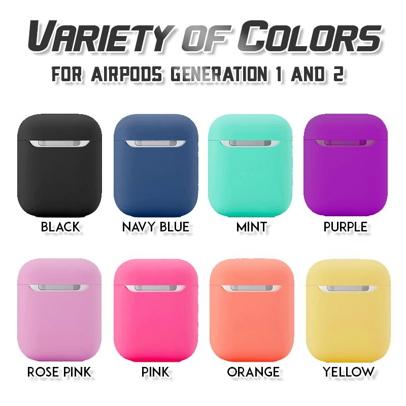 Shockproof Silicone Airpods Case