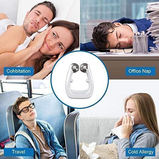 Anti Snoring Magnetic Nose Clip
