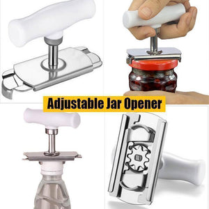 Effortless Jar Opener