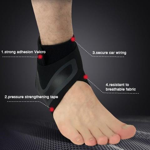 Adjustable Elastic Ankle Support