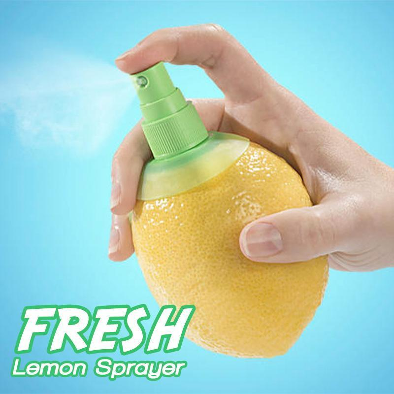 Fresh Lemon Sprayer