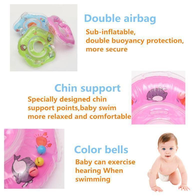 Baby Neck Float Ring
