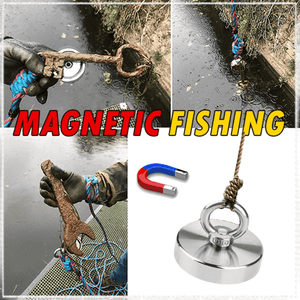 Deep Water Fishing Magnet