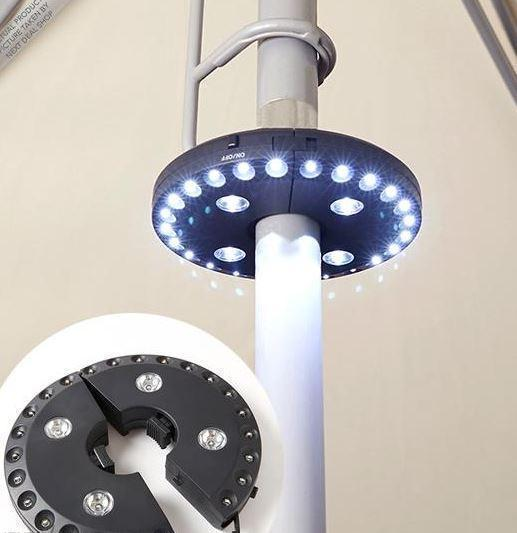 LED Patio Umbrella Light
