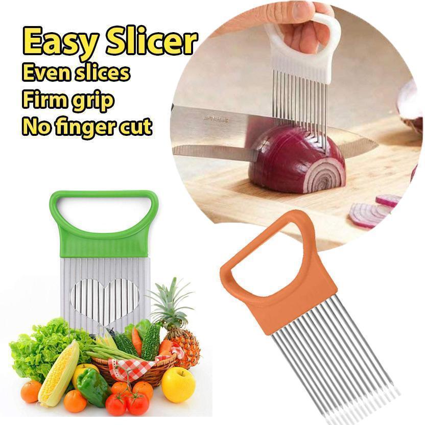 Easy Slicer for Vegetables and Fruits (3 pcs)