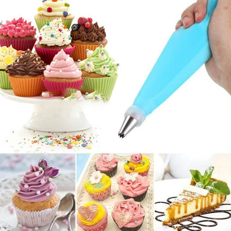 Cake & Dessert Decorating Nozzles Set