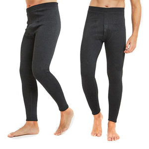Men Thermal Fleece Inner-Wear Pants